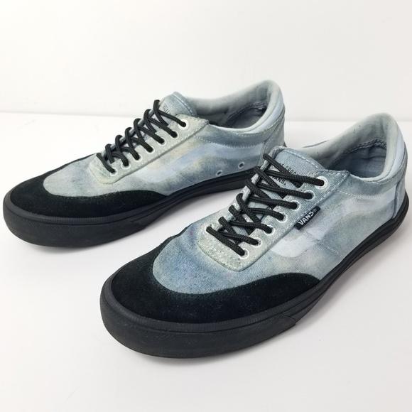 Vans Gilbert Crockett Pro Skate Skater Shoes Sz 8